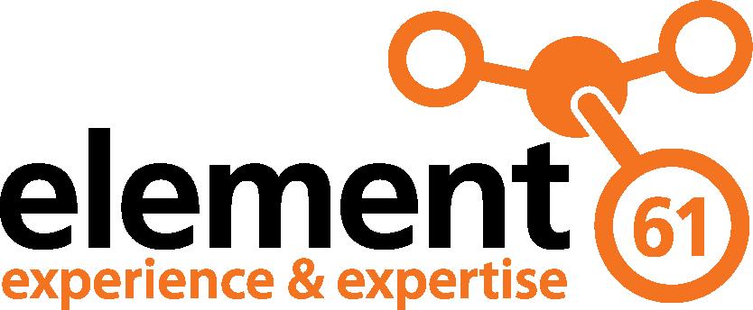element61 logo internet